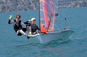 29er, al maltese Shultheis la regata sul Garda